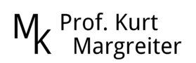 Logo Prof. Kurt Margreiter
